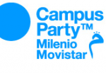 Logotipo de Campus Party Milenio